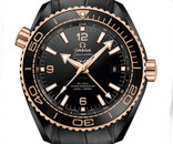 Omega Planet Ocean 600m Co-Axial Master Chronometer GMT 45.5mm