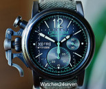 Graham Chronofighter Vintage Aircraft Limited Edition 44mm