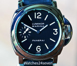 Panerai PAM 01 C Luminor Marina Stainless Steel 44mm ON HOLD