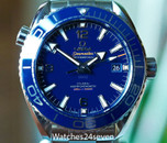 Omega Seamaster Planet Ocean Auto 600 M Master Co-Axial Blue 43.5mm