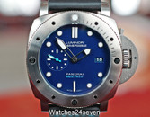 PANERAI PAM 692 LUMINOR SUBMERSIBLE 1950 BMG-TECH™ 3 DAYS 47MM