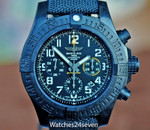 Breitling Avenger Hurricane 45 Automatic Chronograph 45mm