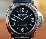 Panerai PAM 111 J Luminor Marina Sandwich Dial 44mm