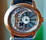 Audemars Piguet Millenary 4101 Skeleton 18k Rose Gold 47mm