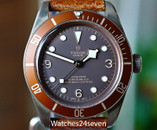 Tudor Heritage Black Bay Bronze Automatic Brown Dial 43mm