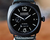 Panerai PAM 384 Radiomir 8 days Black Ceramic 45mm