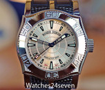 Roger Dubuis Easy Diver Stainless Steel Copper Colored Dial LTD 46mm
