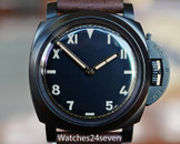 Panerai PAM 629 Luminor 1950 Titanium DLC California Dial LTD 47mm