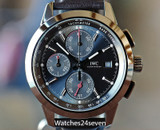 IWC Ingenieur Automatic Chronograph Slate Dial Limited Edition 42mm
