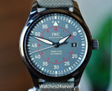 IWC Pilots Ceramic Mark XVIII Miramar Top Gun LTD 41mm