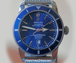 Breitling Superocean Heritage 46 Automatic Date Blue Dial 46mm