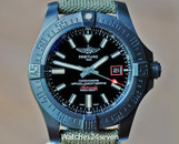 Breitling Avenger Blackbird Automatic Date PVD Ti 44mm LTD ON HOLD