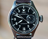 IWC BIG PILOT 5002 AUTOMATIC 7 DAY MOVEMENT 46MM B & P