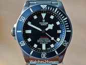 Tudor Pelagos Titanium Left Handed Diver on Bracelet 42mm
