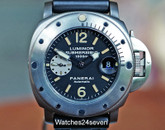 "Panerai PAM 64 Luminor Submersible 1000 Meters ""La Bomba"" LTD 44mm"