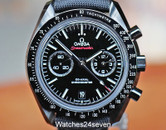 Omega Speedmaster Ceramic Dark Side of the Moon, Co-Axial Chronograph