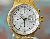 IWC GST Automatic Chronograph Calendar Yellow Gold 40mm