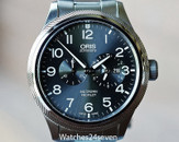 ORIS Big Crown Pro Pilot World Timer Grey Dial 45mm ON HOLD