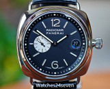 Panerai PAM 141 Radiomir Automatic Date Silver Sub-dial Steel 42mm