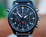 IWC Double Chronograph Automatic Date Top Gun LTD 46mm