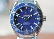 Omega Seamaster Planet Ocean Liquidmetal & Titanium Blue Dial 42mm