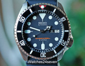 Seiko Automatic 200 Meters Black Rubber Diver for Japan 43mm ON HOLD