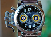 Graham Chronofighter Overlord Limited Edition 43mm