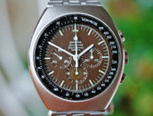 Omega Speedmaster Vintage Mark II Tropical Brown Dial 42mm