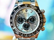 Rolex Oyster Perpetual Cosmograph Daytona 18K White Gold Chrono 40mm