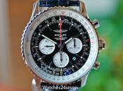 Breitling Navitimer B03 Chronograph Rattrapante Automatic Steel 45mm