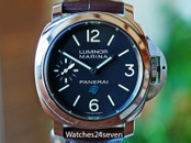PANERAI PAM 777 LUMINOR MARINA BLUE OP LOGO 3 DAYS 44MM