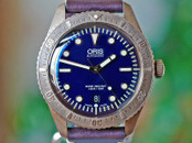 Oris Divers Carl Brashear LTD All Bronze Case 42mm