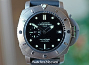 Panerai PAM 364 Submersible Automatic 3 days Titanium 2500 Meters LTD 47mm