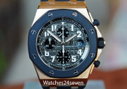 Audemars Piguet Royal Oak Offshore Rubber Clad Rose Gold 42mm