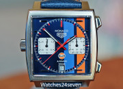 Tag Heuer Monaco Automatic Chronograph Limited Edition Gulf