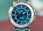 Oris Aquis Source of Life Limited Edition Blue Dial 43.5mm ON HOLD