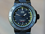 Oris Aquis Automatic Date Depth Gauge Diver PVD 46mm