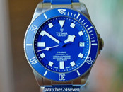 Tudor Pelagos Chronometer Titanium Automatic Blue Dial on Strap 42mm