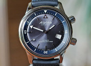 Alpina Seastrong Diver Heritage Automatic Grey Dial 42mm