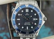 OMEGA Seamaster 300 Meters Blue James Bond Diver 41mm.