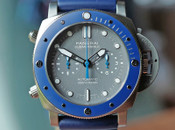 Panerai PAM 982 Submersible Chronograph Nery Edition Ti  47mm
