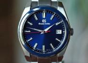 Grand Seiko 60th Anniversary LTD Blue Steel 40mm