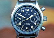 Omega Dynamic III Automatic Chronograph Steel on Bracelet 36.5mm