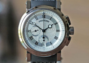Breguet Marine Flyback Chronograph White Gold 42mm ON HOLD