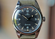 Omega Railmaster 1957 Trilogy LTD Co‑Axial Master Chronometer 38mm