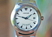 Chopard L.U.C Sport Automatic Steel Silver Dial on Bracelet 40mm
