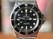 Rolex Submariner No Date Stainless Steel 40mm Ref. 5513