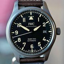 IWC Pilot Mark VIII Heritage Automatic Date Titanium 40mm ON HOLD