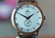 Omega De Ville Prestige Red Gold Co‑Axial Small Seconds 39mm
