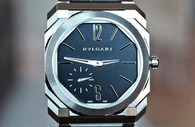 Bulgari Octo Finissimo Black Dial Ultra Thin Steel 40mm